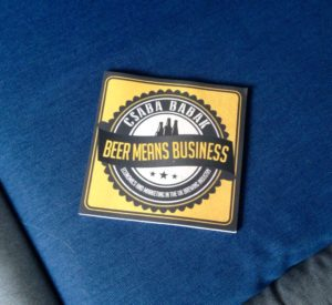 Beer Means Business - Paperback Photo