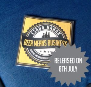 Beer Means Business - Paperback Photo - Release Date
